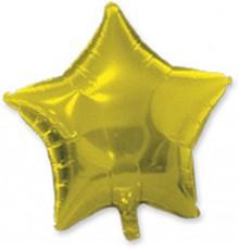 Ballon géant en forme d'étoile