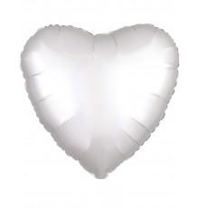 Ballon aluminium cœur de coloris différents