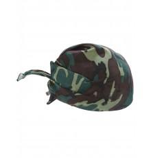 Bandana à Motif Camouflage en Polyester