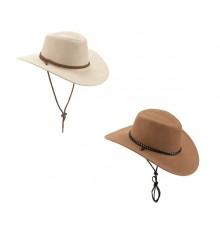Chapeau cowboy luxe