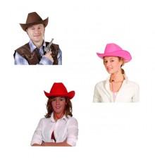 Chapeau de Cowboy pour Adulte