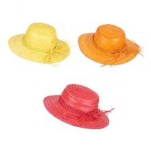 Chapeau de Paille Style Vintage
