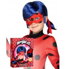 Coffret Accessoire Ladybug pour Enfants et Adultes