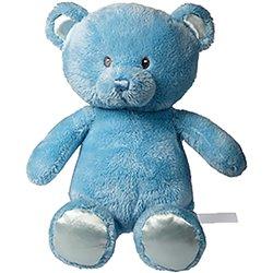 Peluche ours  bleu clair 20 cm