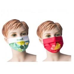 Masque protection barrière personnalisé anti-virus réutilisable