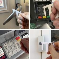 porte clés sans contact ouvre portes paiement cb