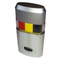 Boîte de Maquillage Décoré en Drapeau Belge