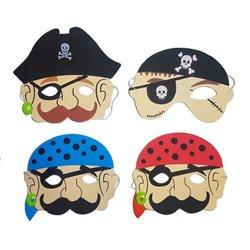 Masque de Pirate en Mousse pour Enfant