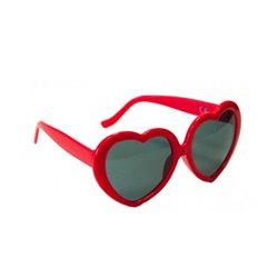 Lunettes Gag Cœur Rouge