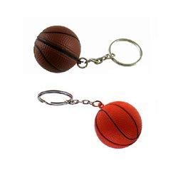 Porte-Clés Ballon de Basket Soft