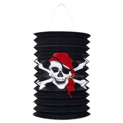 Lampion à Motif Pirate