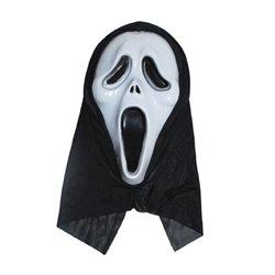 Masque de Fantôme Hurlant avec Cagoule