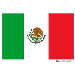 Drapeau Mexicain 90 x 150 cm
