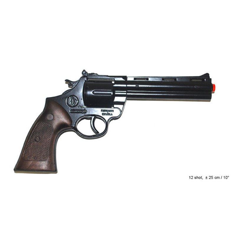 Pistolet de Police en Métal 12 Coups