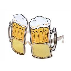 Lunettes Gag Chopes de Bière