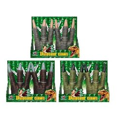Paire de griffes de dinosaure