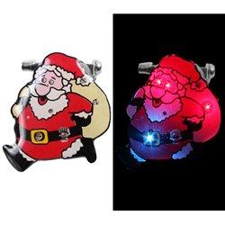 Magnet Père Noël à LED