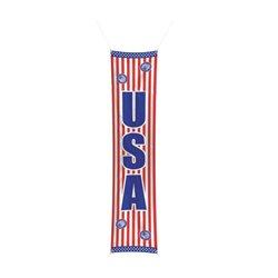 Bannière drapeau USA 3 mètre