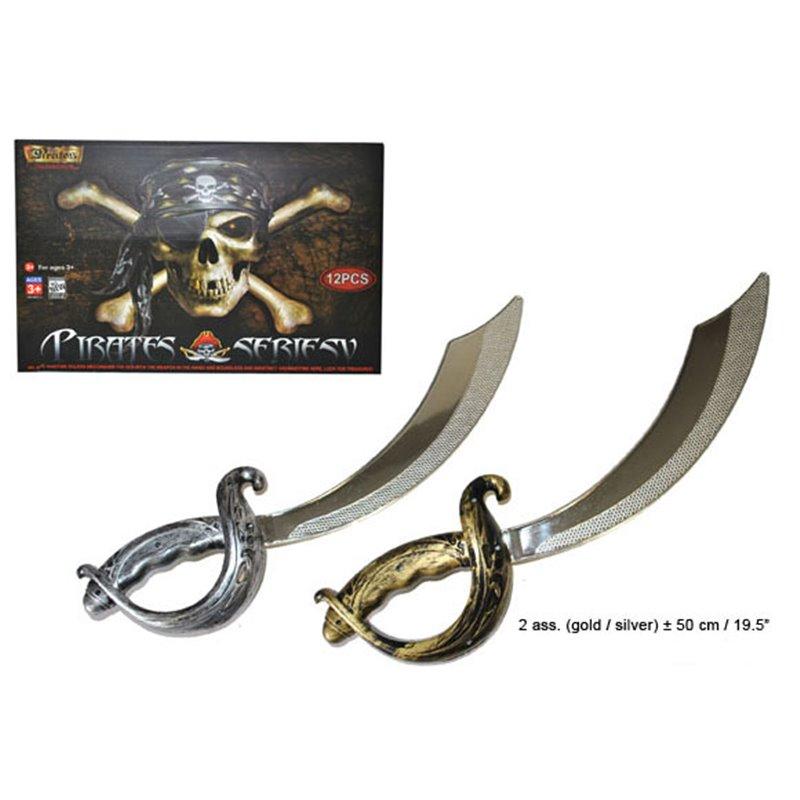 Sabre de pirate MIX 50cm