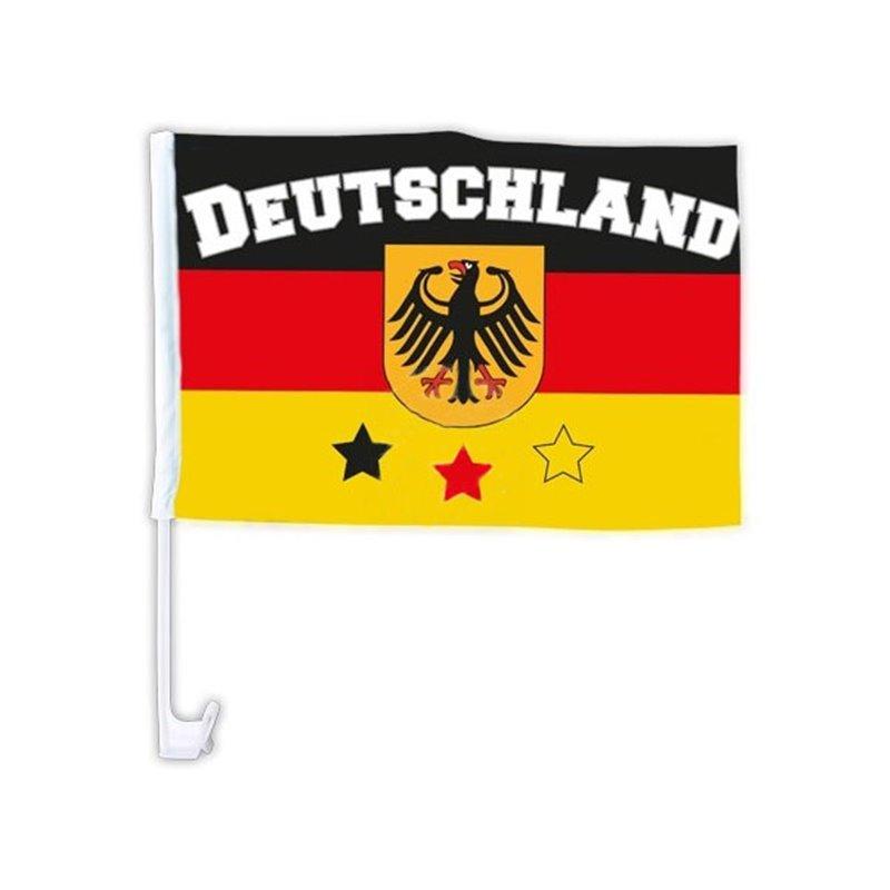 Drapeau Allemagne pour voiture