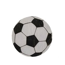 Tapis de souris ballon de football