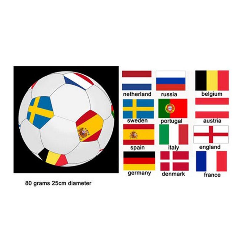 Ballon de supporter EURO / Coupe du Monde