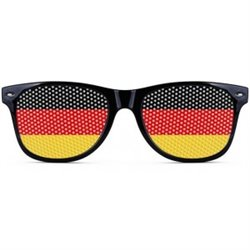 Lunettes grille Allemagne