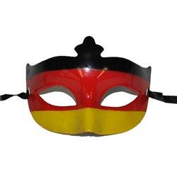 Masque loup drapeau Allemagne