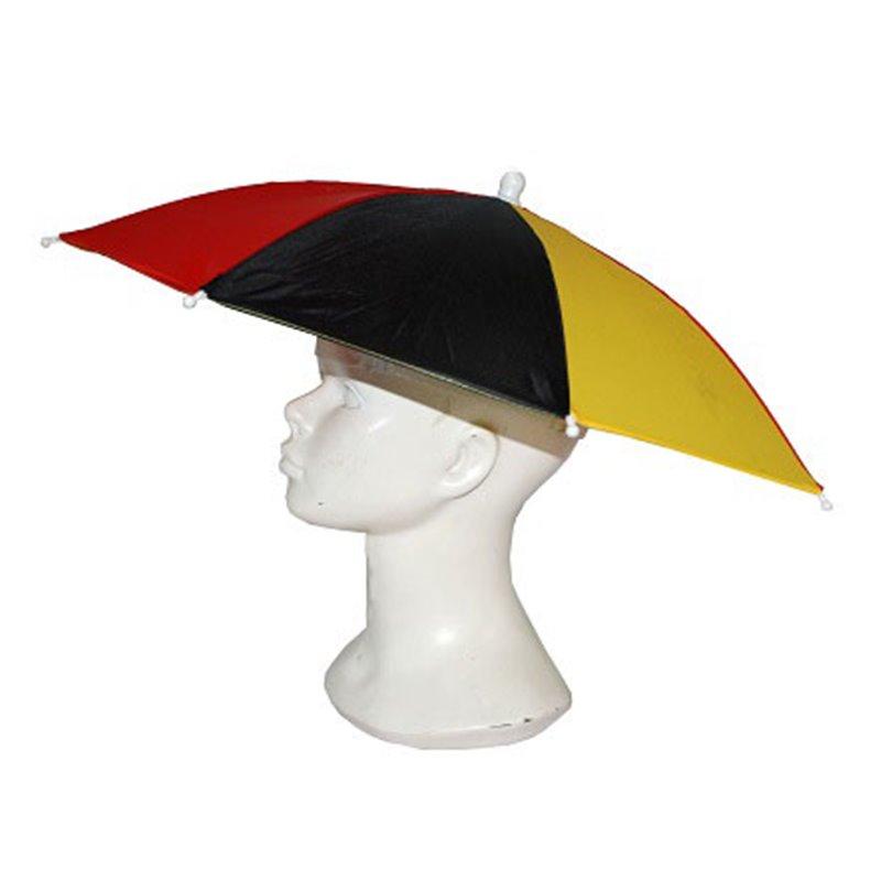 Parapluie de tête drapeau Allemagne