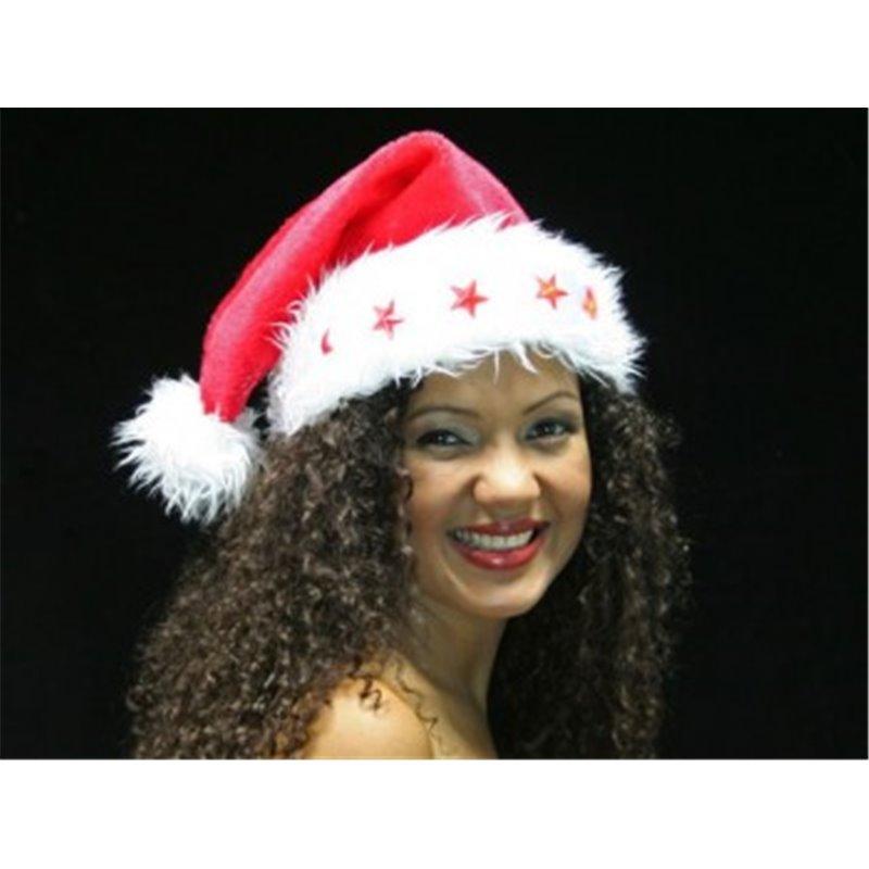 Bonnet de Noël Lumineux et Luxe