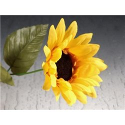 Fleur de Tournesol Artificielle 45 cm