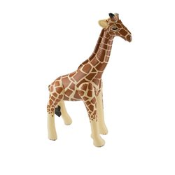 Imitation girafe gonflable 74cm