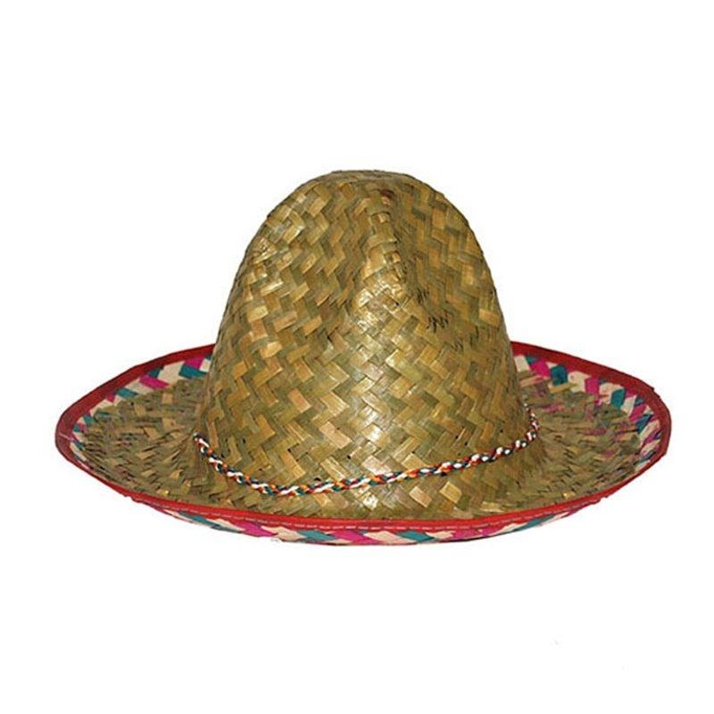 Chapeau mexicain rond pour enfant