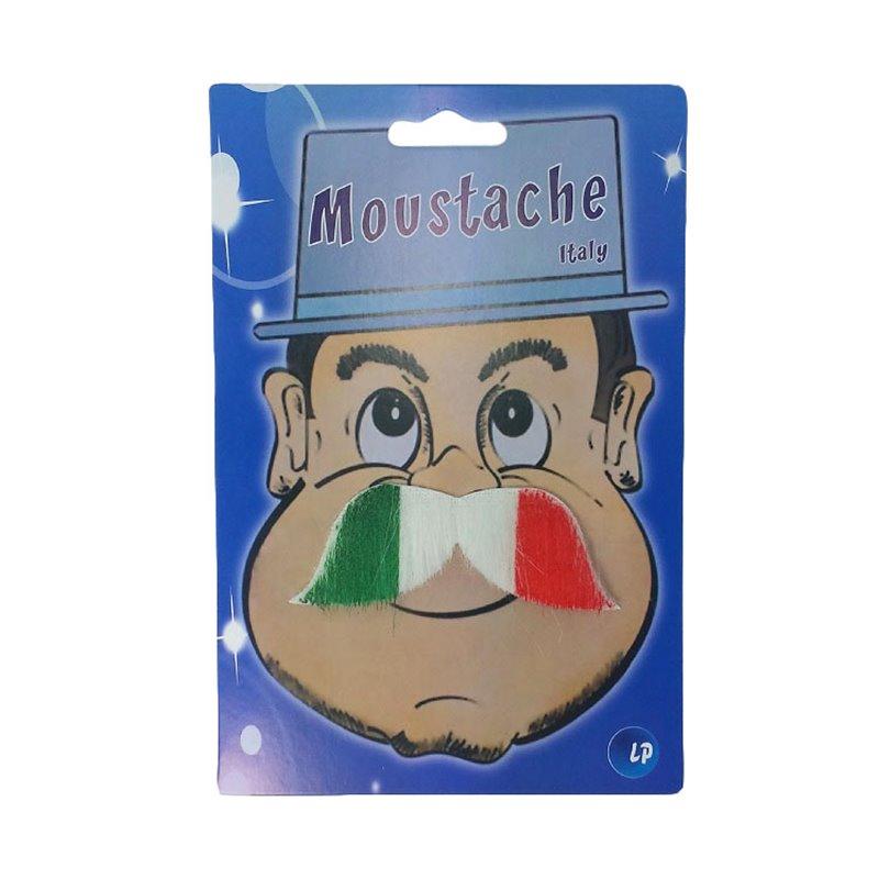 Fausse moustache Italie