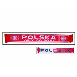 Echarpe Polska Pologne