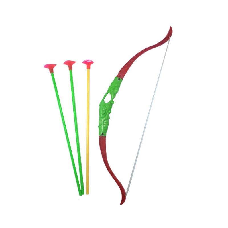 Arc d'indien avec flèches ventouses