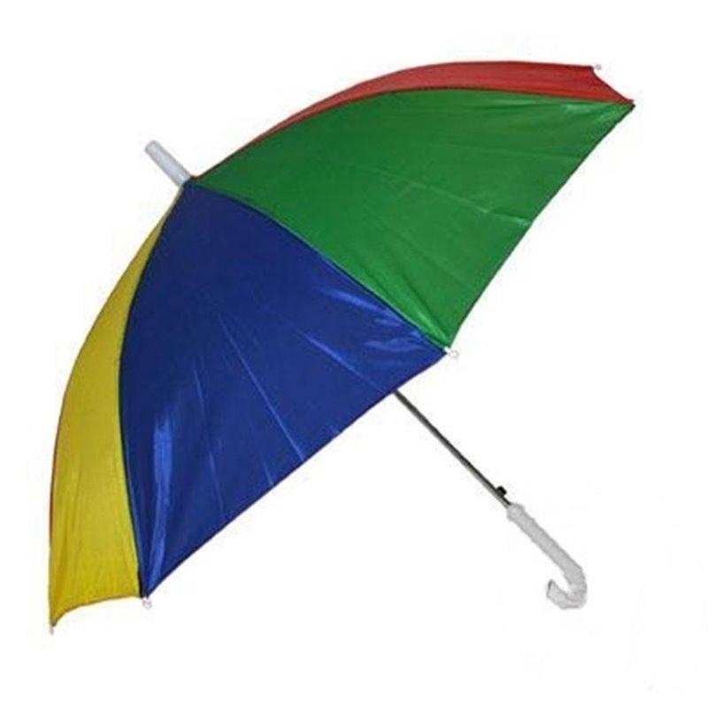 Parapluie multicolore clown