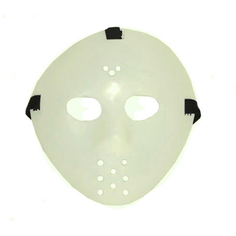 Masque de Hockey phosphorescent