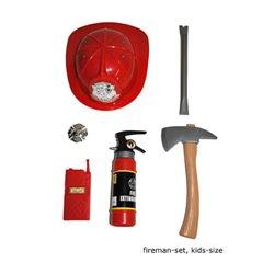 Kit de pompier pour enfants