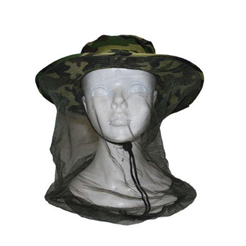 Chapeau Safari avec moustiquaire