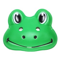 Masque de Grenouille en Mousse