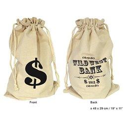 Sac à Butin à Motif Dollars
