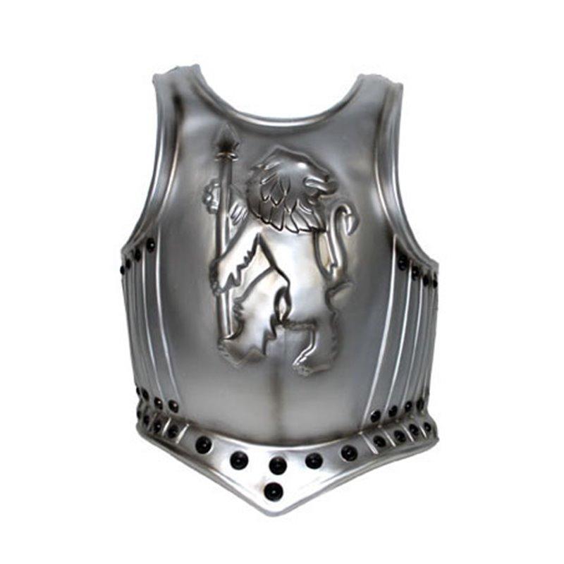 Armure torse de chevalier