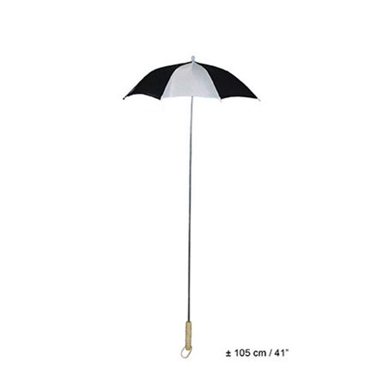 Parapluie Clown noir et blanc