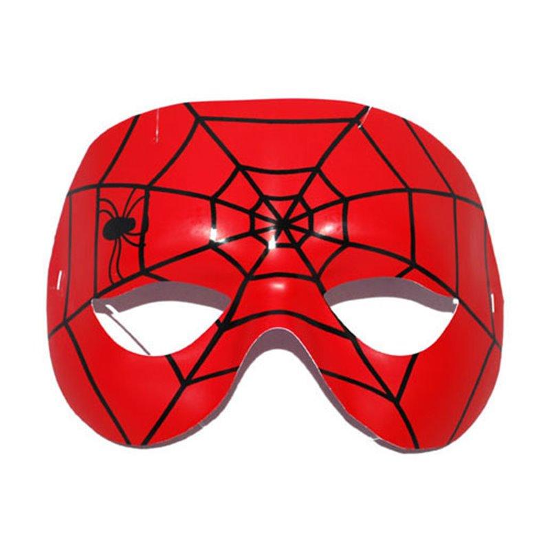 Demi-masque Spider-man
