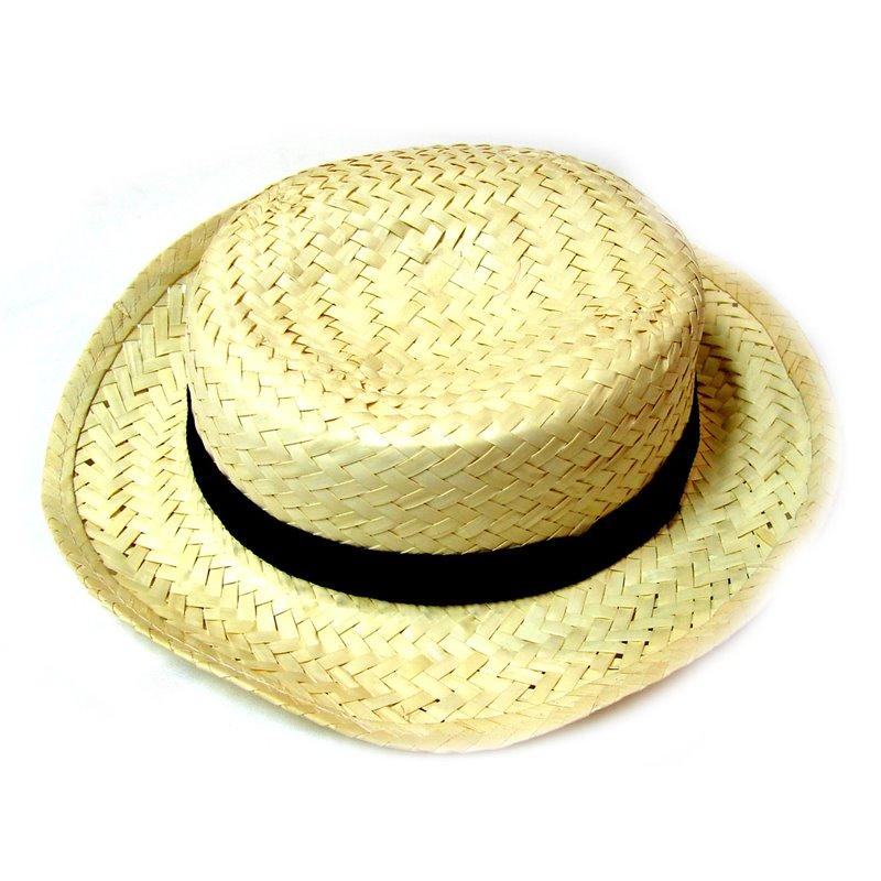 Chapeau de campagne / canotier