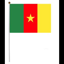 Drapeau Cameroun 30 x 45 cm
