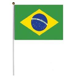 Drapeau Brésil 30 x 45 cm
