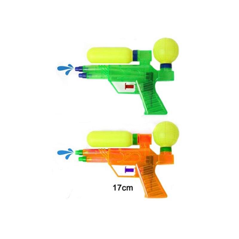 Pistolet à eau avec Double Cuves