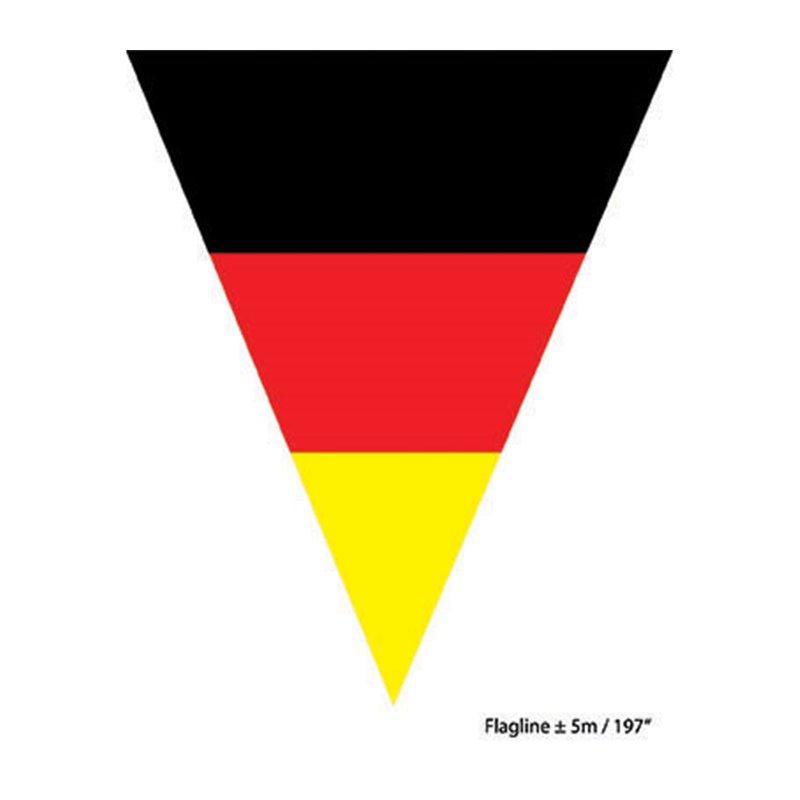 Guirlande de fanions Allemagne